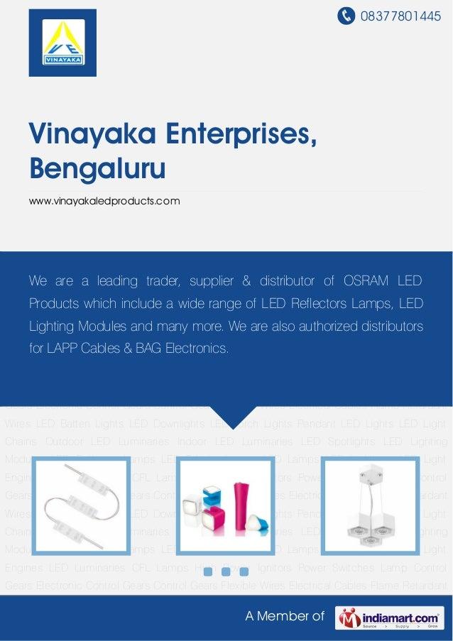 Vinayaka enterprises-bengaluru