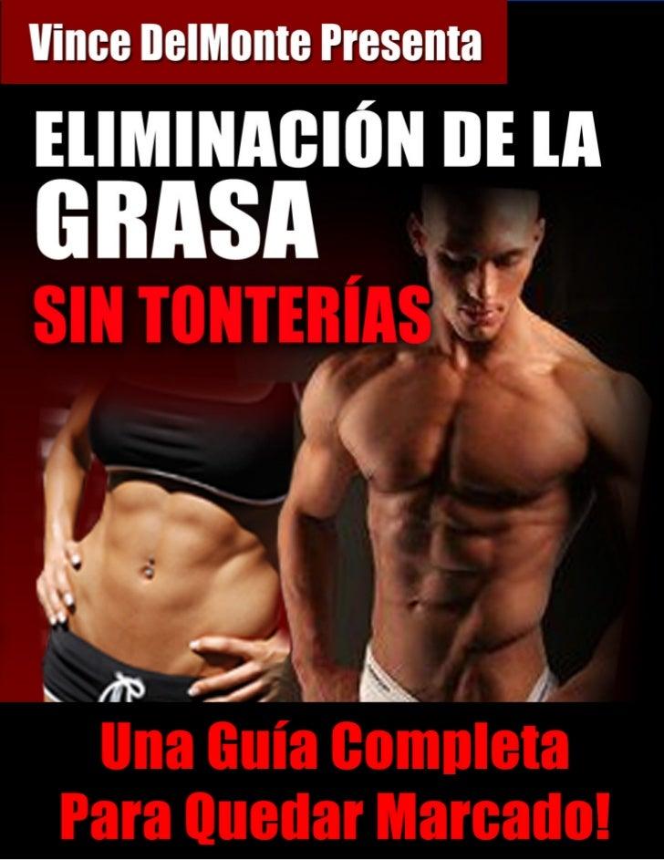 Vince delmonte -_eliminacion_grasa_sin_tonterias_