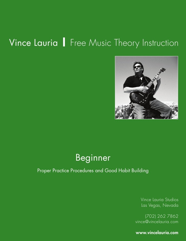 The AB Guide to Music Theory Part I - Scribd