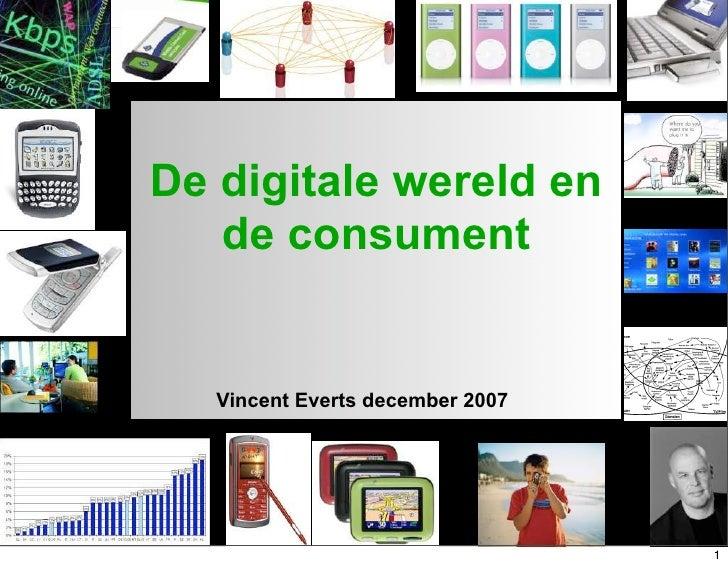 Vincent Everts December presentatie