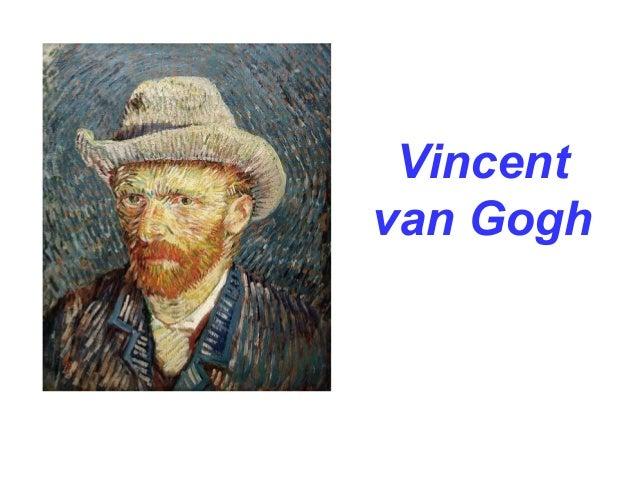 Vincent van gogh  alejandra, nerea y alba