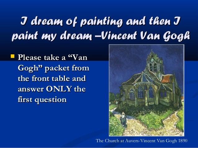 Vincent van gogh pp