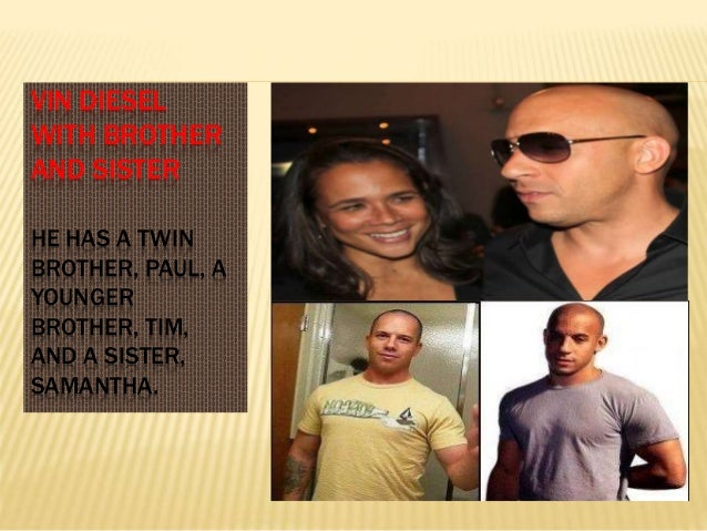 The gallery for --> Vin Diesel Mother Delora