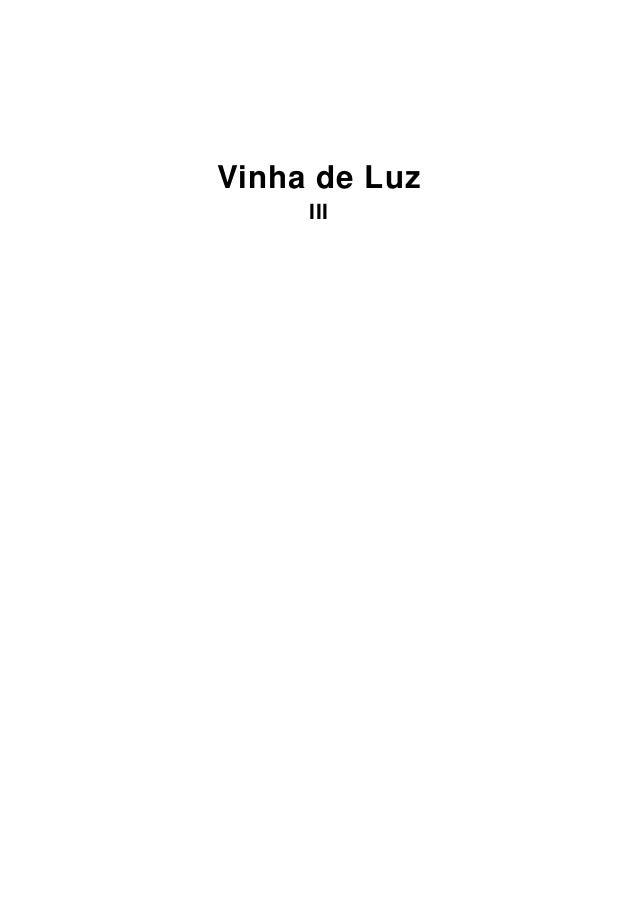 Vinha de Luz III