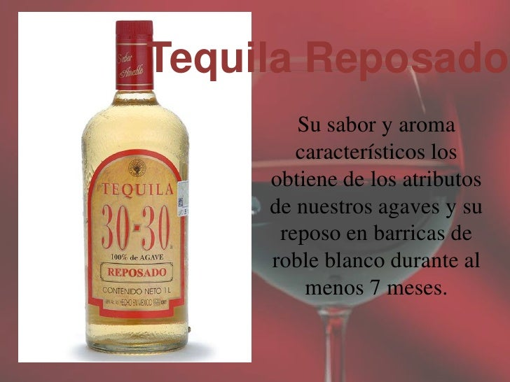 Tequila Reposado<br />Su sabor y aroma característicos los obtiene de los atributos de nuestros agaves y su reposo en barr...