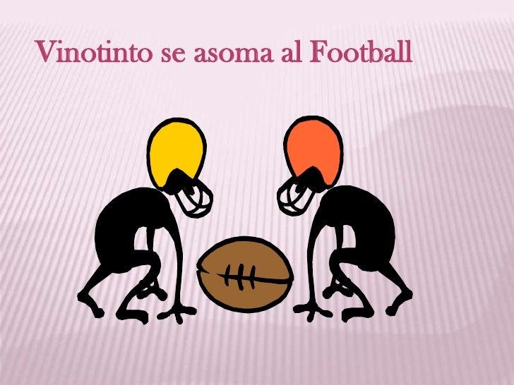 Vinotinto va al football