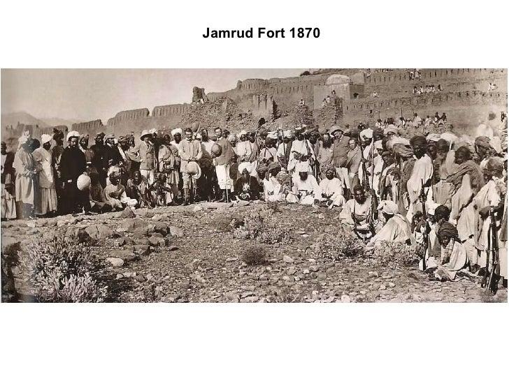 Jamrud Fort in Pakistan Jamrud Fort 1870