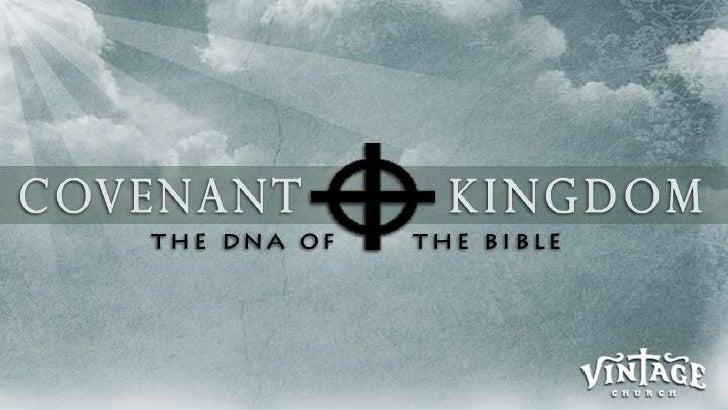Covenant + Kingdom :: The Temptations of Jesus