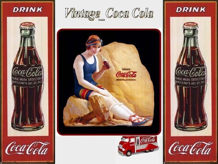 Vintage coca cola (catherine)