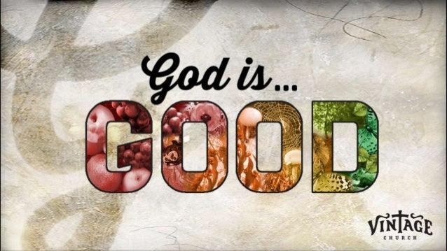 Vintage god isgood_5.19.13