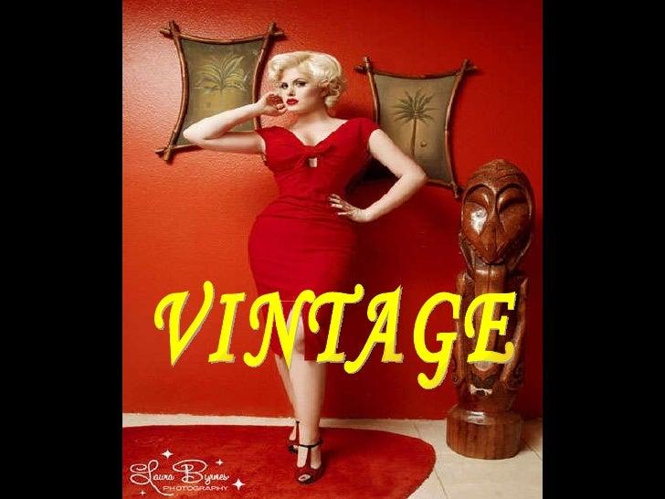 Vintage ildy