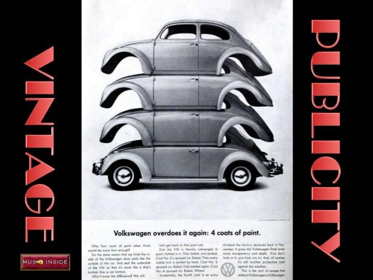Vintage Publicity (Pp Tminimizer)