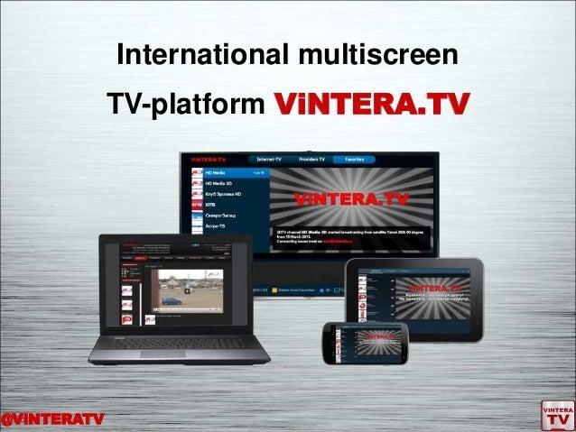 Download ViNTERA TV for PC - choilieng com