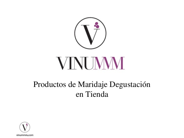 Vinummm Maridaje Degustacion
