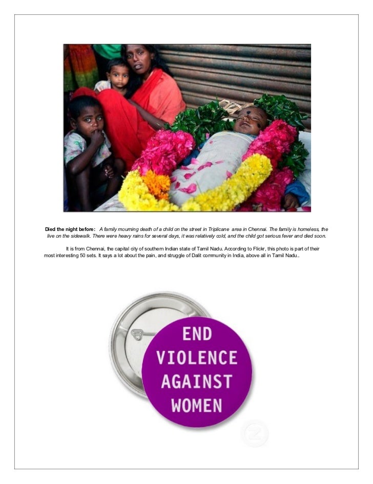 Violence against women in india essays