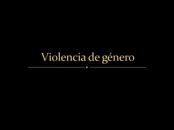  Consiste en utilizar la        Anualmente cientos de  violencia contra la mujer       mujeres son asesinadas a  por el ...