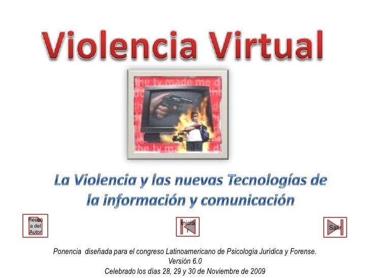 Violencia Virtual