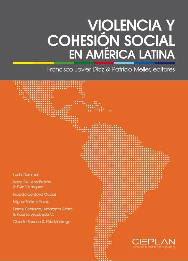 Violencia y cohesion social en America Latina