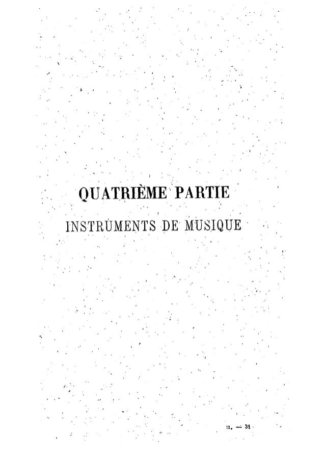 Viollet le duc - Encyclopedie medievale - tome 2 - instruments de musique
