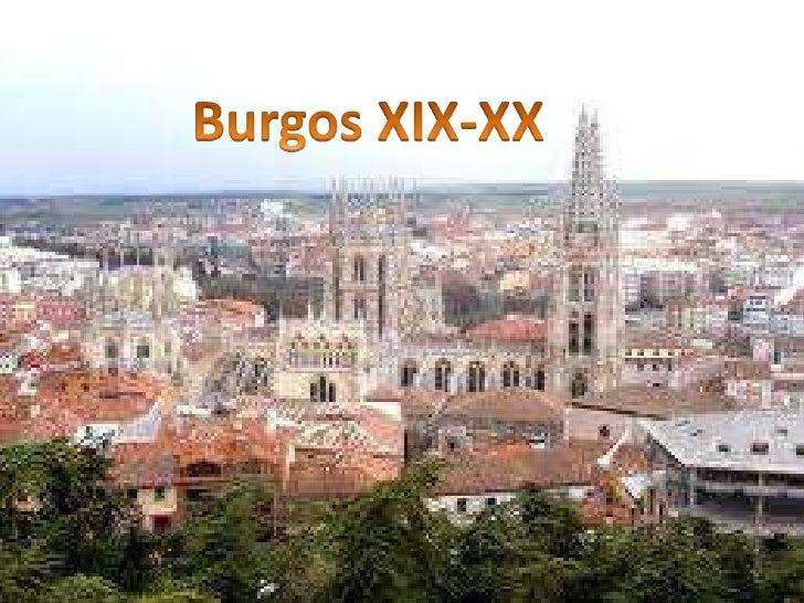 Burgos, ciudad milenaria, se alza elegante, vertebrada por el ríoArlanzón al noreste de la meseta norte.Restos arqueológic...