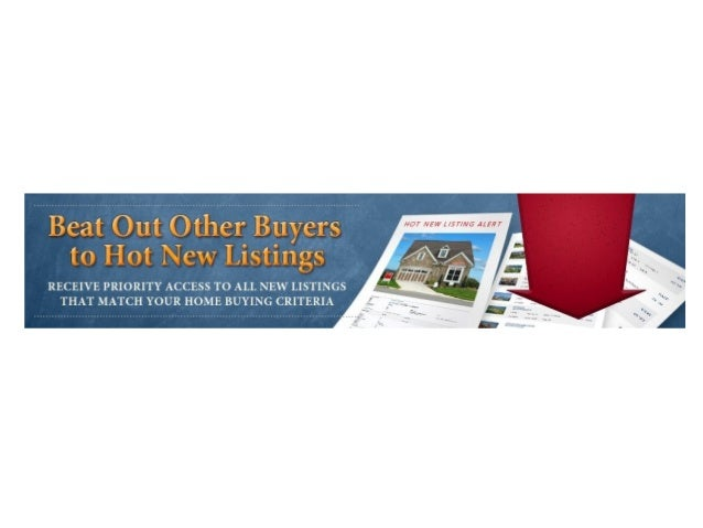 Vip buyer hot listings