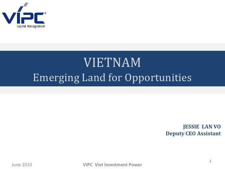 VIPC- About VIETNAM