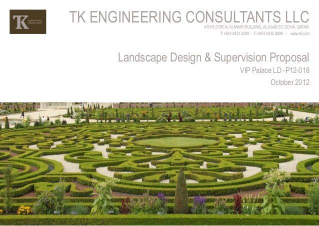 TK ENGINEERING CONSULTANTS LLC                       4TH FLOOR AL KUWARI BUILDING, AL SAAD ST, DOHA, QATAR.               ...