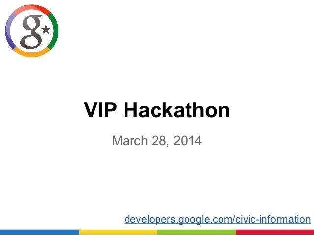 Vip sf hackathon 2014 03-28 (1)