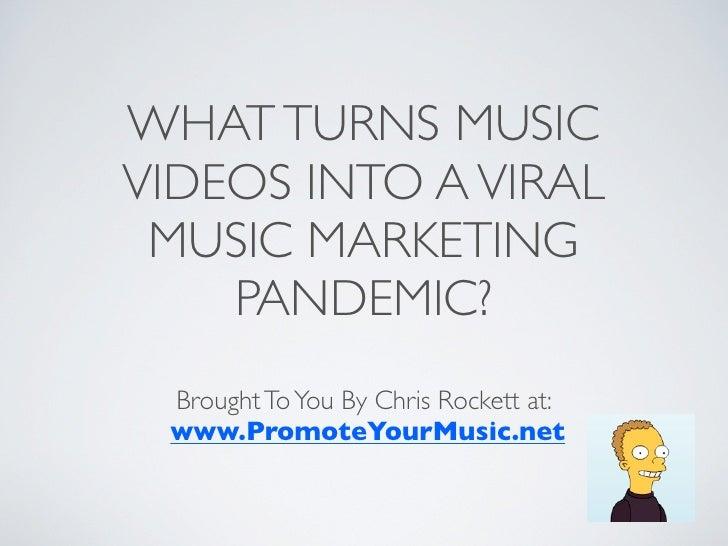 Create Viral Music Videos