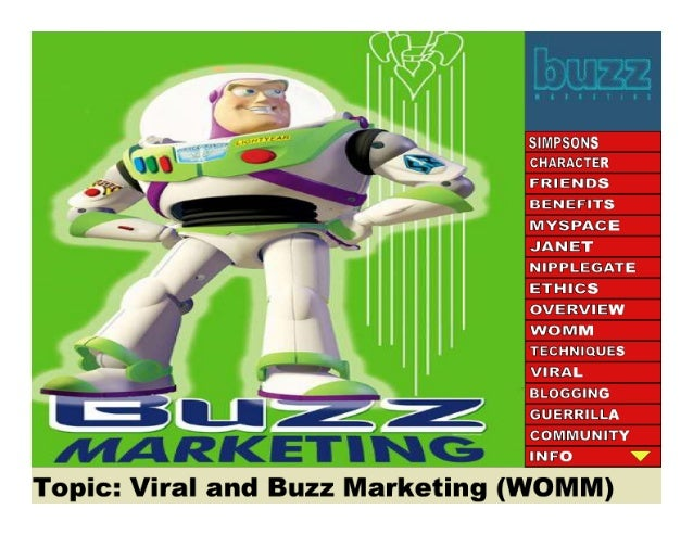Viral and Buzz Marketing
