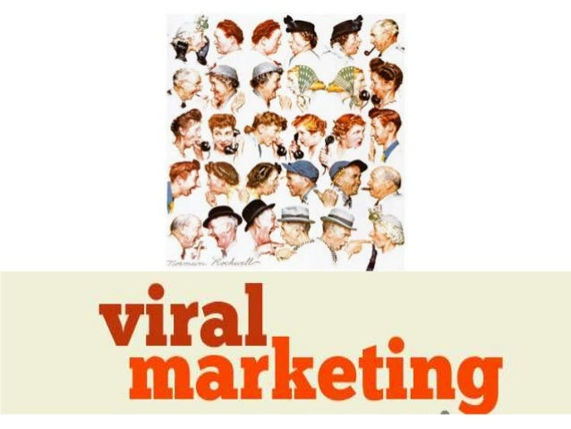 Viral marketing 2