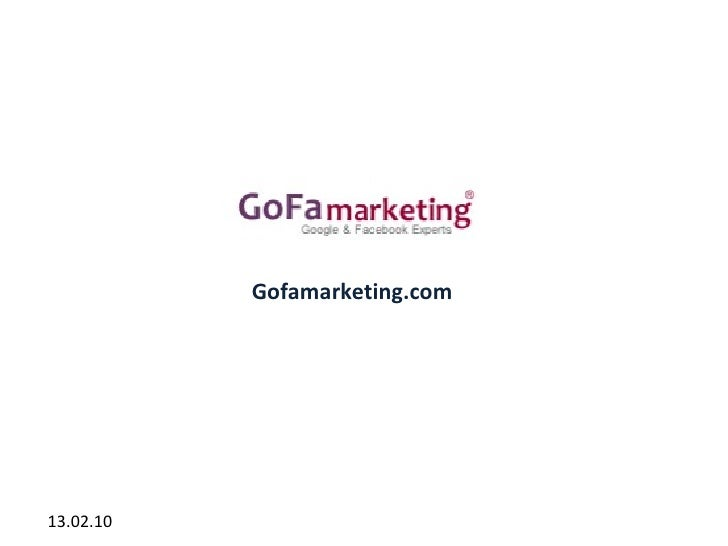 Gofamarketing.com