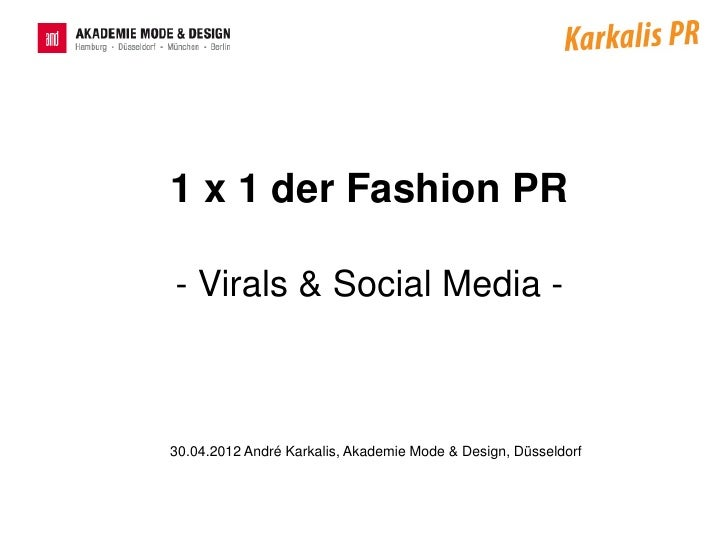 Virals und social media