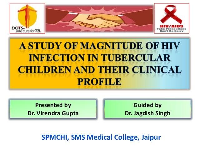 HIV in Tubercular children