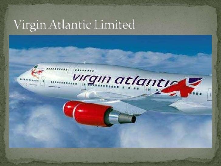 Virgin atlantic limited