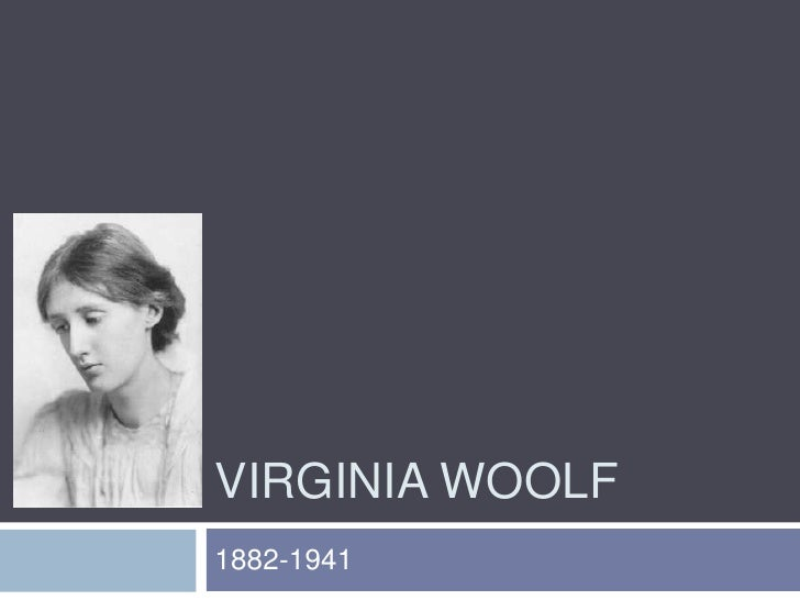 "virginia woolf writing style Virginia woolf's ""the mark on the wall"" concludes with the identification of that mark as a snail, this after several pages of digressions—on history, reality, society, art, writing, and ."