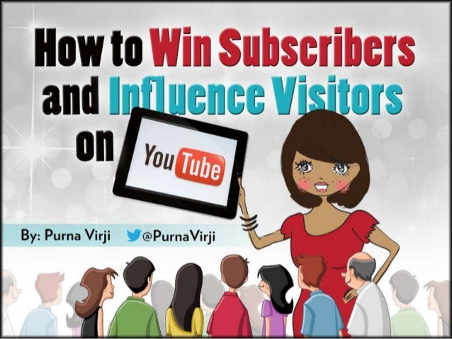 How to Win Subscribers & Influence Viewers on YouTube - SMX East 2013