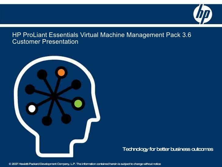Virtual Machine Management Pack