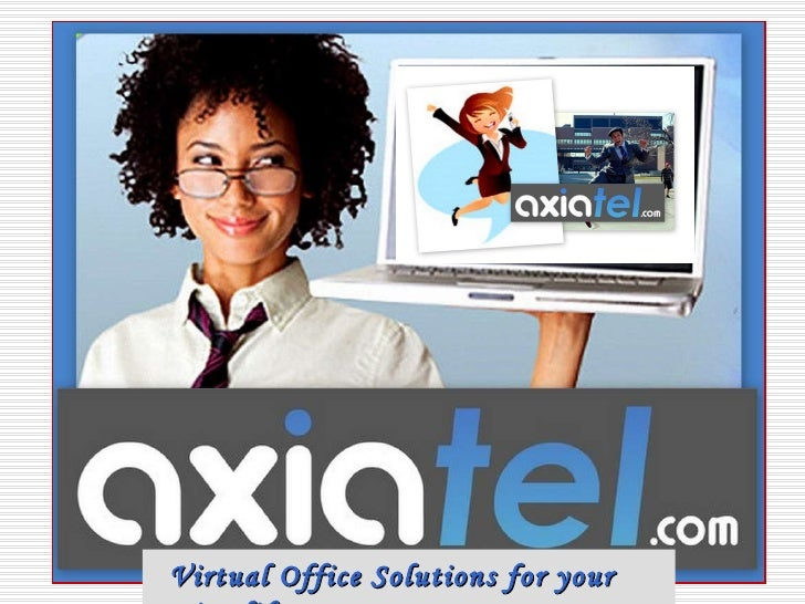 Virtual office solutions : fax, conferences, switchboard
