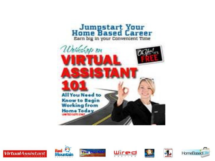 Virtual Assistant 101