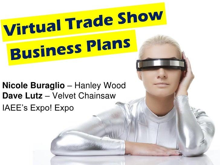 Nicole Buraglio – Hanley WoodDave Lutz – Velvet ChainsawIAEE's Expo! Expo