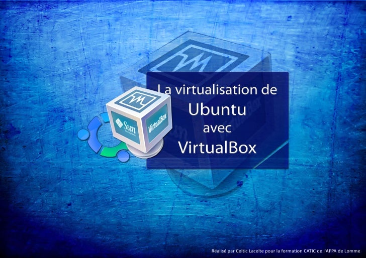 Virtualbox Sous Vista