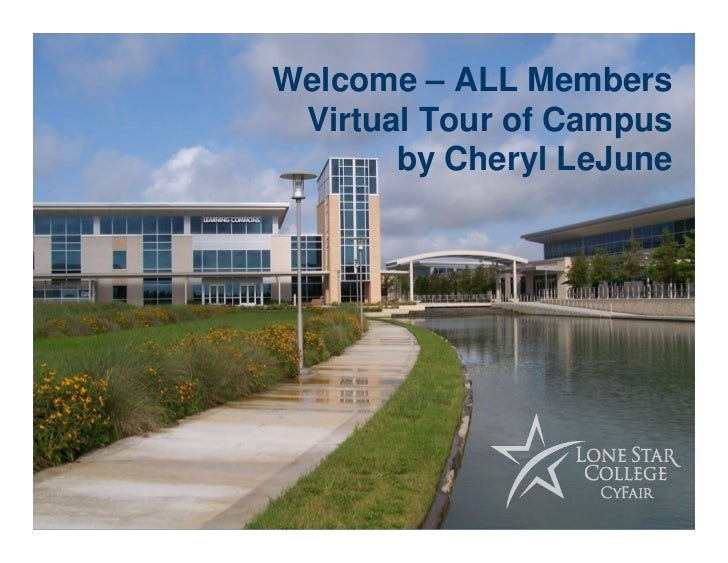 Responsive    Innovative   Collaborative             Welcome – ALL Members               Virtual Tour of Campus           ...