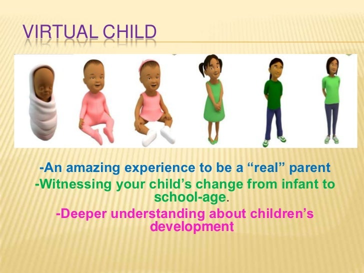 virtual child