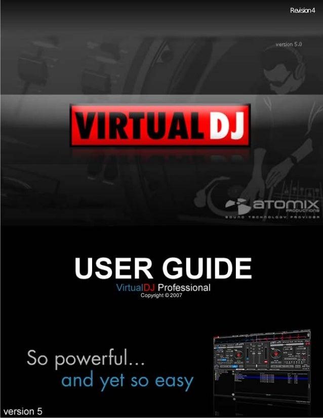 Virtual dj5