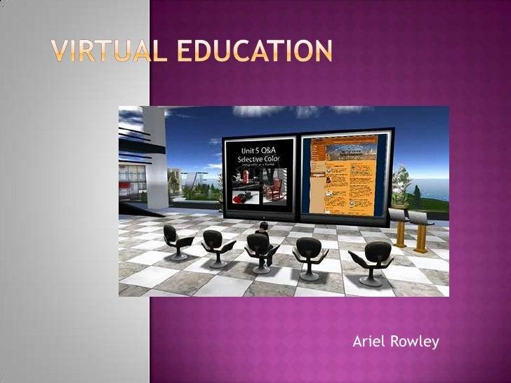Ariel Rowley