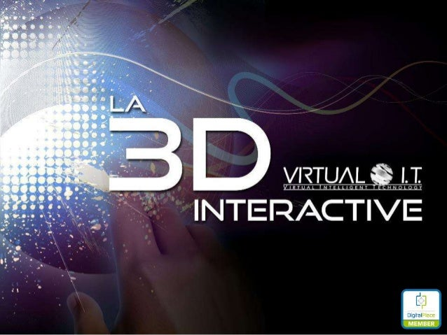 Visualisation temps réel 3D / 2D interactive