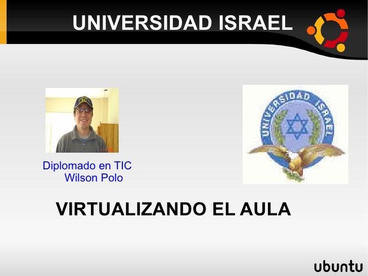 Virtualizando Aula 301108