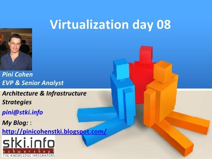 Virtualization Conference Nov08 V2