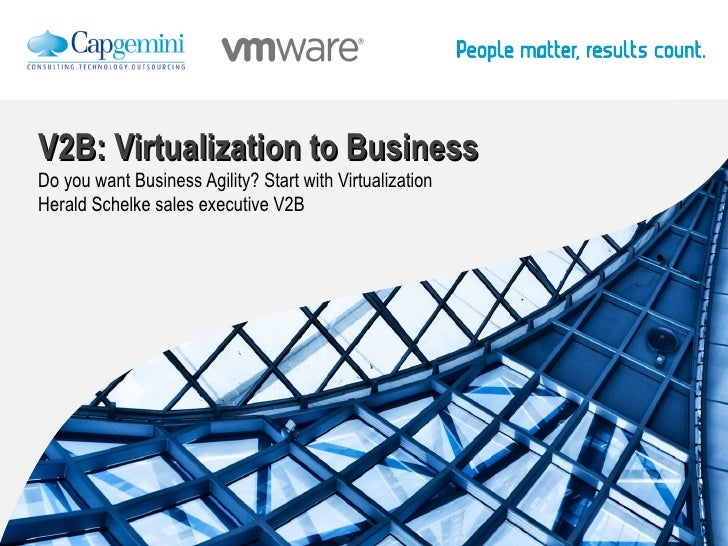 Virtualization 2 Business